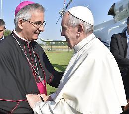 Papa Francesco vicino a Cremona: «Prego per voi»