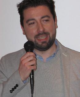 Il sindaco Luca Moggi positivo al Covid