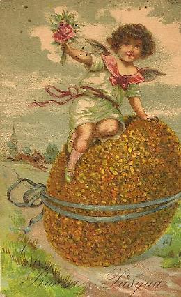 Coronavirus, Voltido: uova di Pasqua ai bambini e ai ragazzi dal sindaco e gli auguri ai cittadini