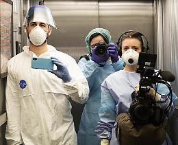 Coronavirus, l'epidemia diventa un film