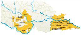 """Coronavirus, Gal Terre del Po: """"Un milione e mezzo di euro per ripartire con investimenti sul territorio"""""""