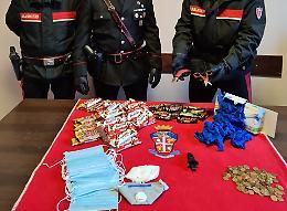 Arrestato l'autore dei furti al centro logistico delle poste