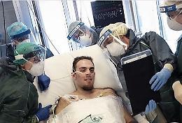 Coronavirus, Diego può respirare. E' la sua seconda vita