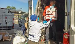 Coronavirus, dalla Libera Agricoltori  11.400 litri di latte ai Comuni cremaschi