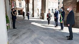 FOTO Il 25 aprile in provincia di Cremona