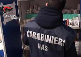 Nas, stop a 4 siti vendite farmaci per Coronavirus vietati