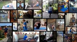 Coronavirus, #distantimauniti: gli atleti della Baldesio nel video ufficiale della FIC