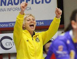 L'Esperia Cremona conferma coach Valeria Magri
