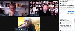 VIDEO Giallo a Palazzo web: l'incontro con Carlo Lucarelli