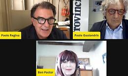 Giallo a Palazzo web, incontro con Ben Pastor