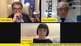 Giallo a Palazzo web: l'incontro con Cristina Rava