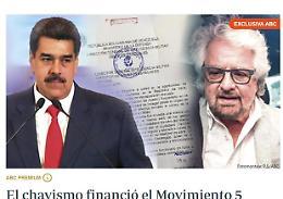 Abc, 'Chavez finanziò l'M5s nel 2010'. Crimi: 'E' una fake news'