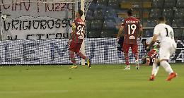 Cremonese, un ko che fa male: il Cosenza passa 2-0 allo Zini