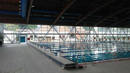 Oggi riapre la piscina comunale