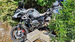 FOTO Le immagini dell'incidente ad Agoiolo