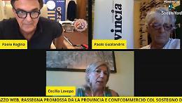 VIDEO Giallo a Palazzo web, l'incontro con Cecilia Lavopa