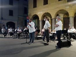 FOTO Magica Musica, la prima uscita pubblica dopo il lockdown a Soresina