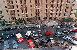 Strage di via D'amelio: Palermo ricorda Borsellino e gli agenti della scorta