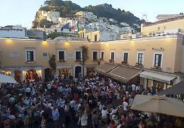 A Capri mascherine obbligatorie anche all'aperto