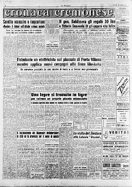 La straordinaria storia del reduce Luigi Maffini