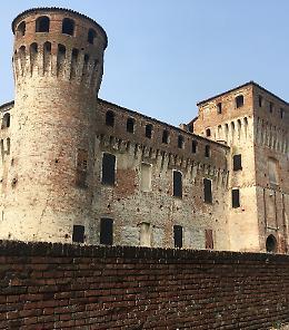 Luoghi del cuore Fai, la Rocca di Monticelli guida la classifica