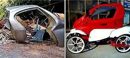 Rubata oltre un anno fa, ritrovata la bici spider a pedalata assistita di Finardi