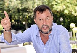 Salvini: 'Governo contro le discoteche, ma tollera i rave come quello di Spino'