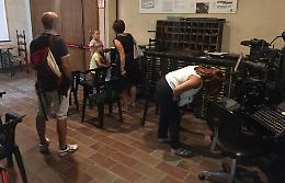 Turisti e social, Museo della Stampa al top