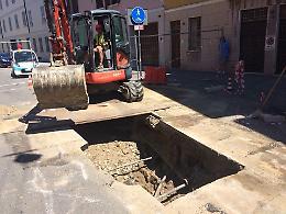 Asfaltature e manutenzioni, città 'invasa' da diversi cantieri