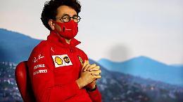 F1: Binotto annuncia movimenti in area tecnica Ferrari