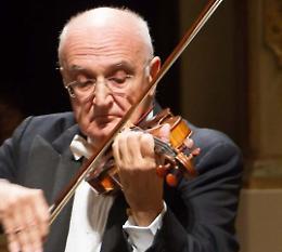 Salvatore Accardo, torno in scena e suono l'Italia