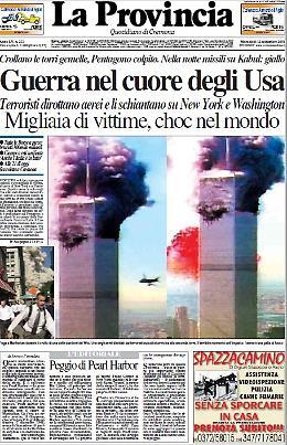 New York commemora l'11 settembre sognando la rinascita