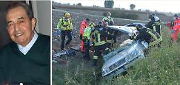 Scontro tra auto e camion, muore un 81enne