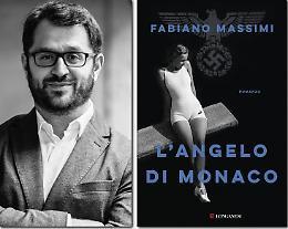 Caffè Letterario, Fabiano Massimi presenta 'L'angelo di Monaco'