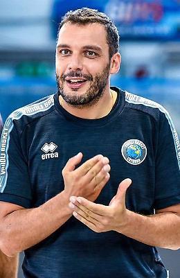 Coach Galbiati, nello staff dell'Italia di Sacchetti