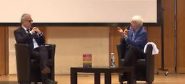 VIDEO Beppe Severgnini presenta il libro «Neoitaliani»