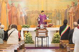 FOTO Il funerale di Renzo Zaffanella