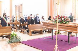 L'addio all'ex sindaco Zaffanella: 'Esempio della buona politica'
