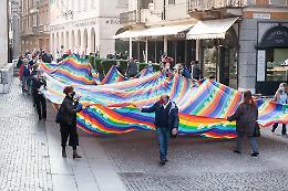 Flash mob per la pace nel cuore di Cremona