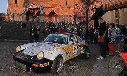 Targa Florio, in Sicilia sfila la storia dell'auto