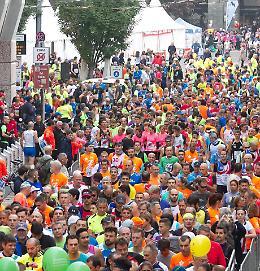 Maratonina: «Corri a dire sì» alla donazione di organi