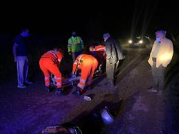 FOTO Le immagini dell'incidente di San Lorenzo Guazzone