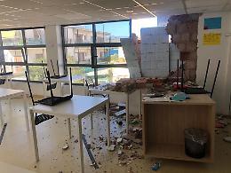 Nicolò Govoni: la nostra scuola di Mazì è in rovina