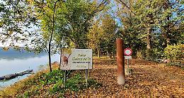 Ambiente, al parco golena 'degrado inaccettabile'