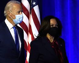 Biden, è tempo di unità, sarò il presidente di tutti