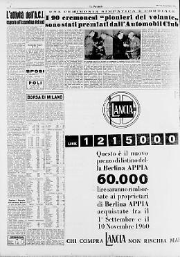 """I 90 cremonesi """"pionieri del volante"""" premiati dall'Automobil Club"""