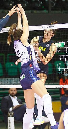 Vbc Casalmaggiore, brutta sconfitta a Firenze