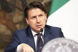 Calabria, Conte si assume responsabilità