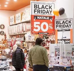 Black Friday, oggi giorno dello shopping