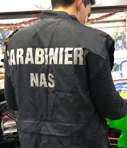Pasticceria della città sanzionata dai carabinieri del Nas